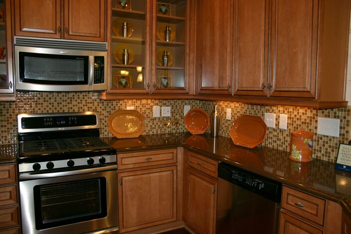 Granite Counter Top Kitchen