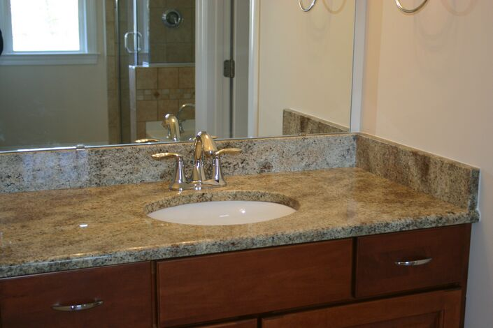 Replacing bathroom countertop what you need to know the for Replace bathroom countertop